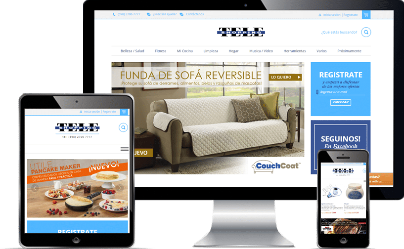 Teleshopping E-Commerce