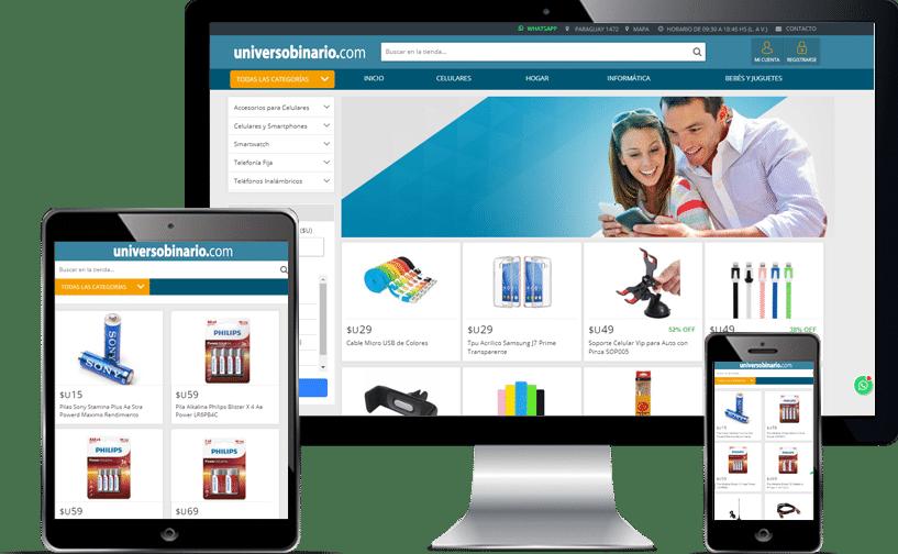 Teleshopping E-Commerce