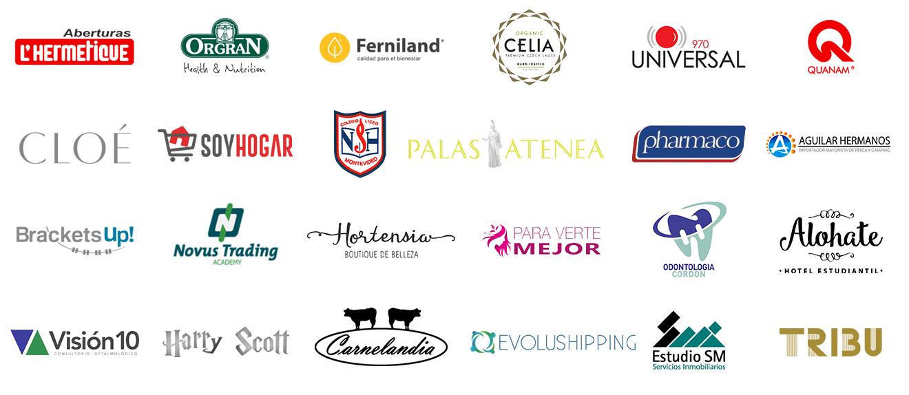 Clientes E-commerce Uruguay Logos 04
